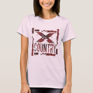 XC Cross Country Runner T-Shirt