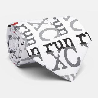 XC Run - Cross Country Running Tie