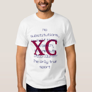 XC the only true sport Shirts