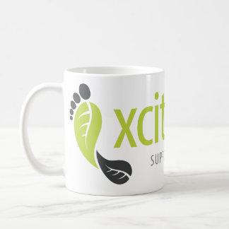 XciteSteps - Mug