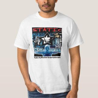 "Xclusive Entertainment ""Static"" T-Shirt"