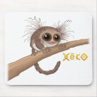 Xeko Hairy-Eared Dwarf Lemur Mousepad