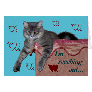 Xena Valentine Card - customised