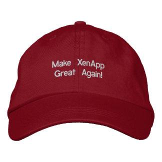 XenApp Upgrade Motivational Hat! Baseball Cap