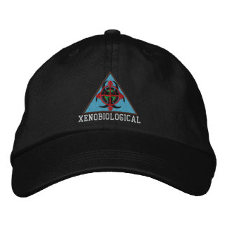 Xenobiological Baseball Hat Embroidered Baseball Cap