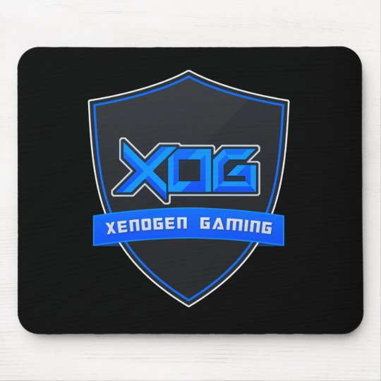 XenoGen Gaming Mousepad Shield