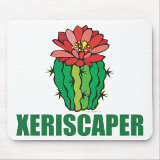 Xeriscaping Mousepad