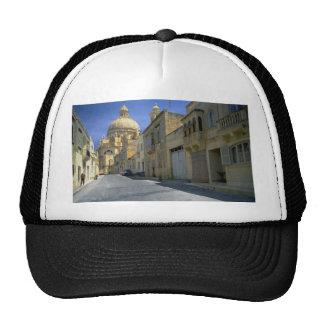 Xewkija Dome The Rotunda Xewkija Gozo Malta Trucker Hats