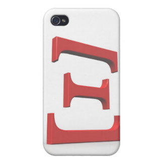 Xi 2 iPhone 4 cover