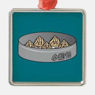 Xiaolongbao Chinese Soup Dumpling Dim Sum Bun Christmas Ornament