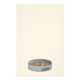 Xiaolongbao Chinese Soup Dumpling Dim Sum Bun Customised Stationery