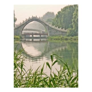 Xiuyi Bridge Custom Flyer
