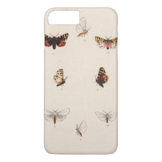 XL Arctia, Leucarctia, Euchaetes iPhone 8 Plus/7 Plus Case