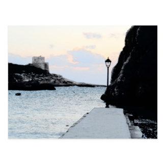 Xlendi - Gozo Postcard