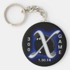 Xmachine Key Ring