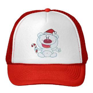 Xmas Bear Hat