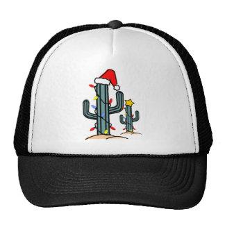 Xmas Cactus Cap