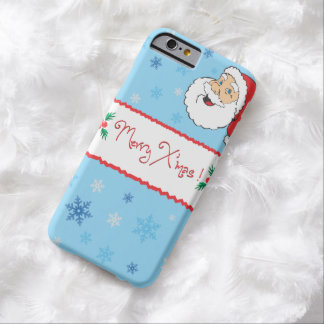 X'mas ! barely there iPhone 6 case