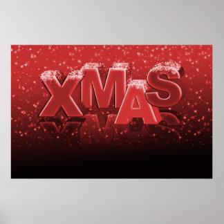 Xmas Christmas Poster