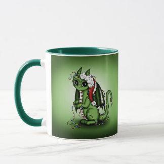 Xmas Dragon Mug