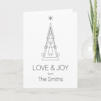 XMAS | geometric christmas tree
