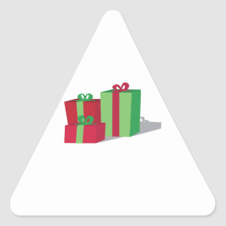 Xmas Gift Stickers