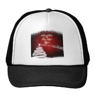Xmas Mesh Hat