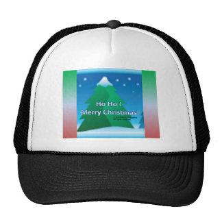 xmas trucker hats