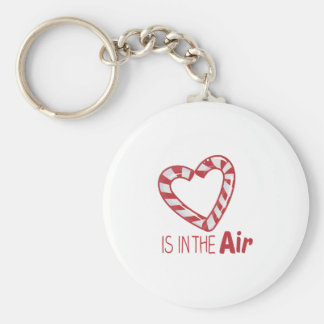 Xmas In The Air Keychain
