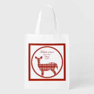 Xmas is here - reusable bags