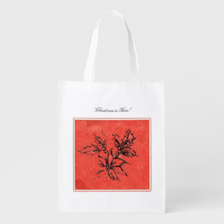 Xmas is here! -  Xmas reusable bags