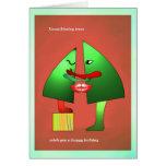 Xmas kiss card 4 by Anjo Lafin