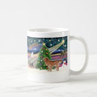 Xmas Magic-NovaScotia-stand Mug