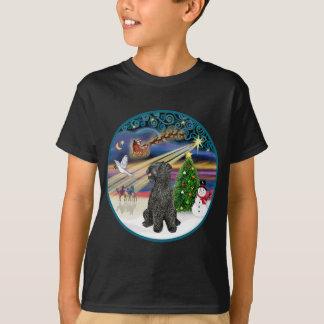 Xmas Magic (R) - Kerry Blue Terrier T-Shirt