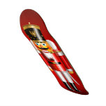 Xmas Nutcracker Custom Skate Board