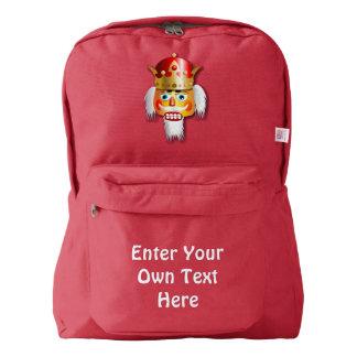 Xmas Nutcracker King Backpack