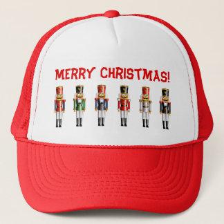 Xmas Nutcracker Soldiers Trucker Hat