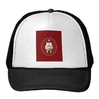Xmas Piggy Cap