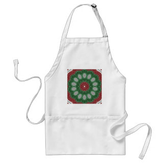 Xmas Pipe-Cleaners Standard Apron