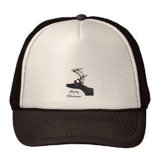Xmas Reindeer Cap