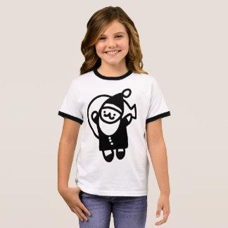 Xmas Ringer T-Shirt