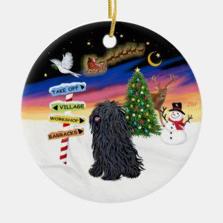 Xmas Signs - Puli Christmas Ornament