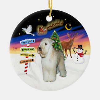 Xmas Signs - Wheaten Terrier #9 Christmas Ornament
