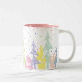 Xmas town_mug coffee mugs