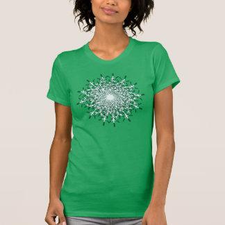 xmas-tree or snowflake T-Shirt