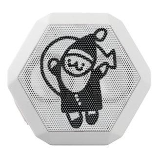 Xmas White Bluetooth Speaker