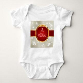 Xmas wishes baby bodysuit
