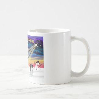 XmasSunrise-Japanese Chin Mug
