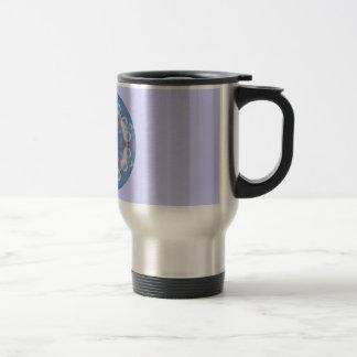 Xmax Mandala Travel Mug