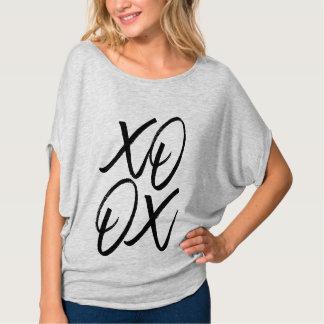 XO Brushed Script T-Shirt